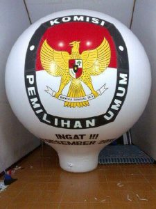 balon udara kpu