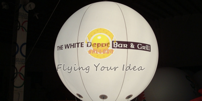 Balon Lighting Atau Balon LED