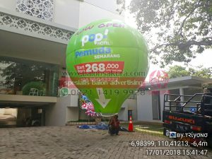 balon udara hotel pemuda semarang