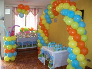 balon dekorasi ultah