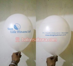 balon print sun life