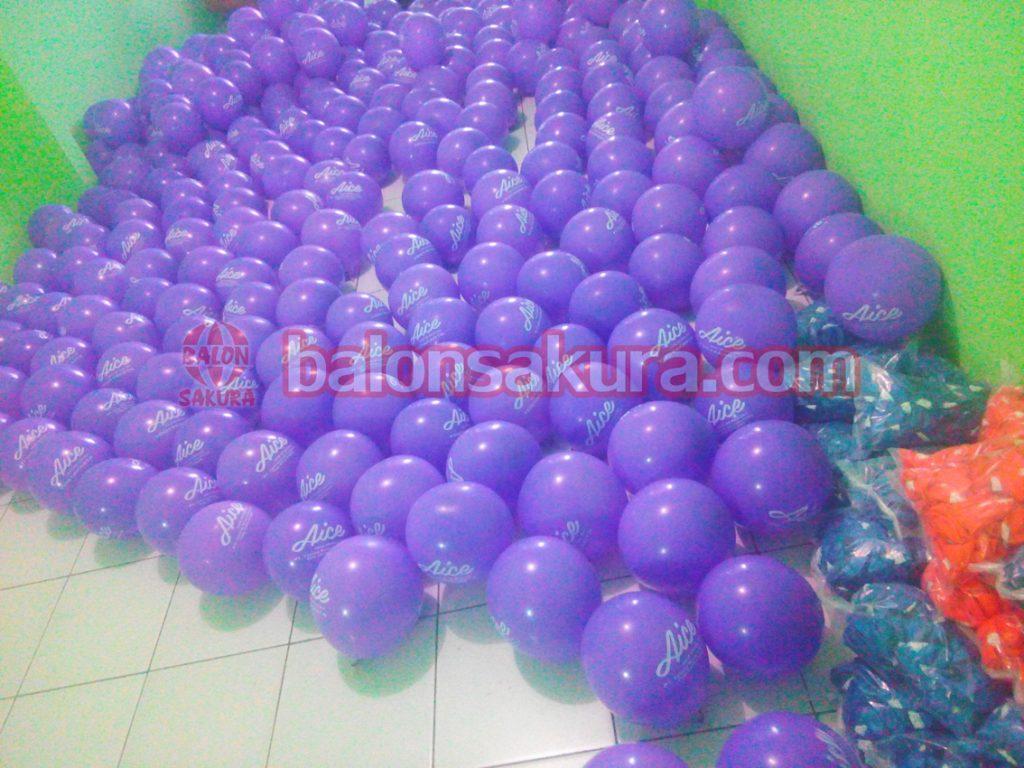 balon sablon aice
