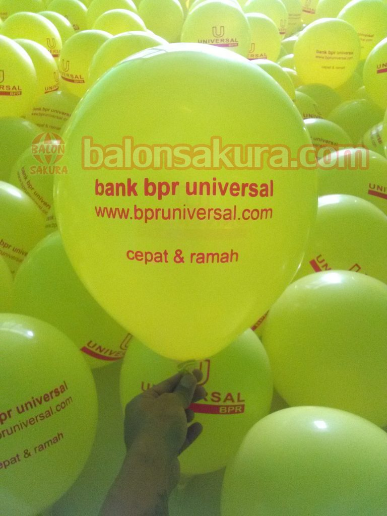 balon sablon bank bpr