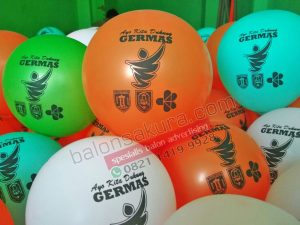 balon sablon germas
