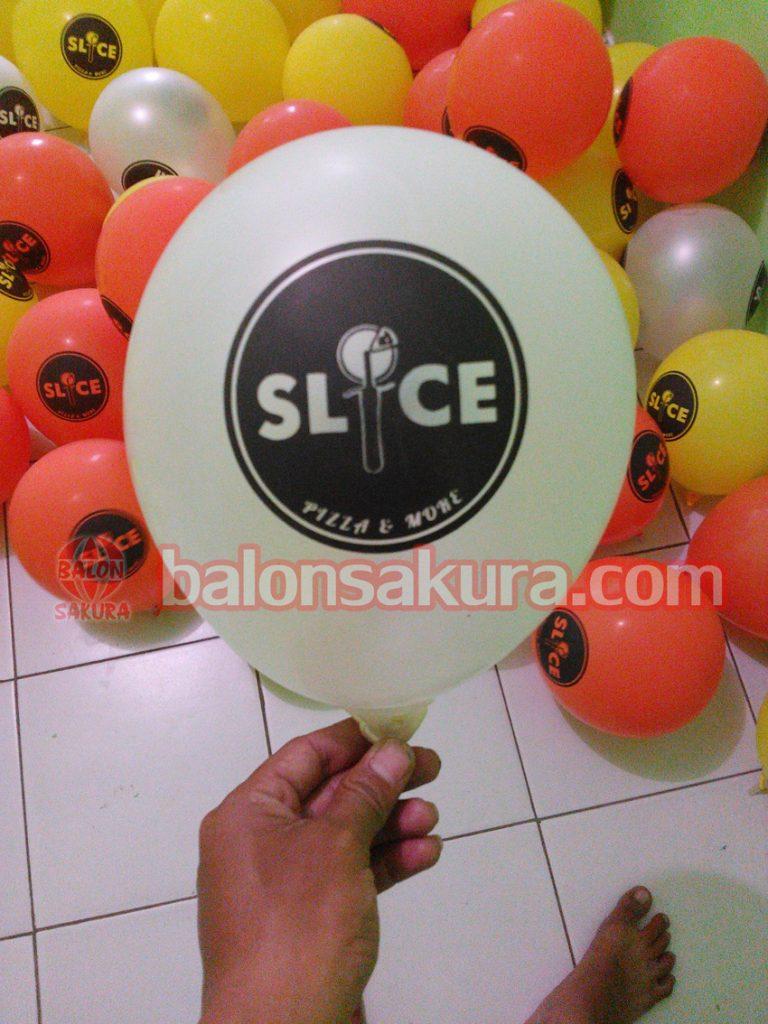 balon sablon pizaa