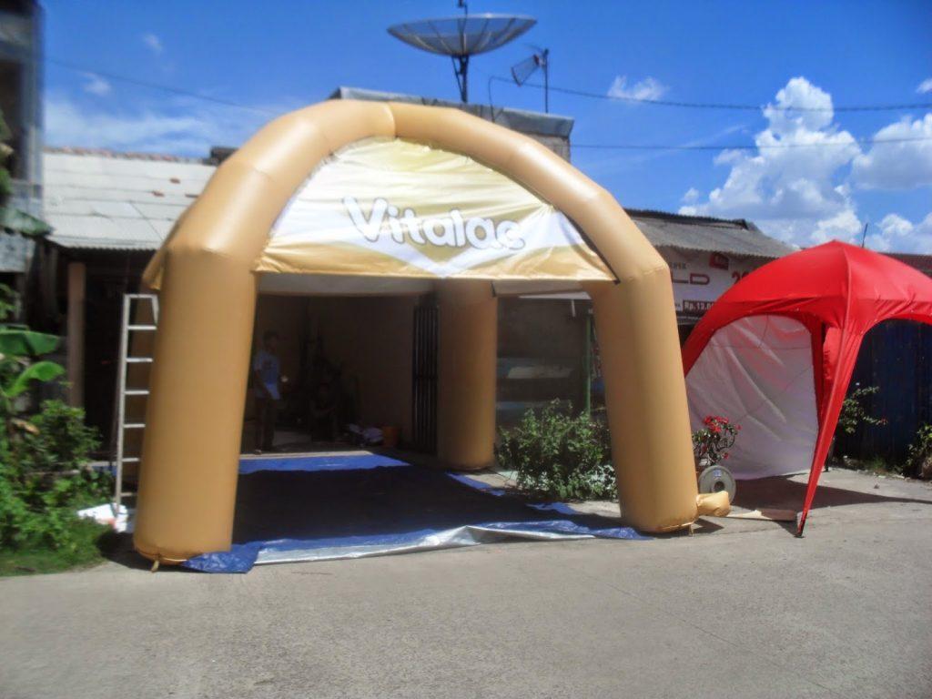 balon tenda iklan