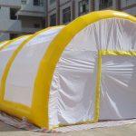 inflatable tenda