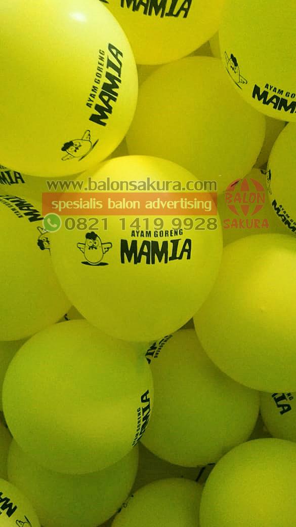 sablon balon mamia