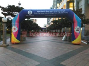 balon gate bank indonesiabalon gate bank indonesia