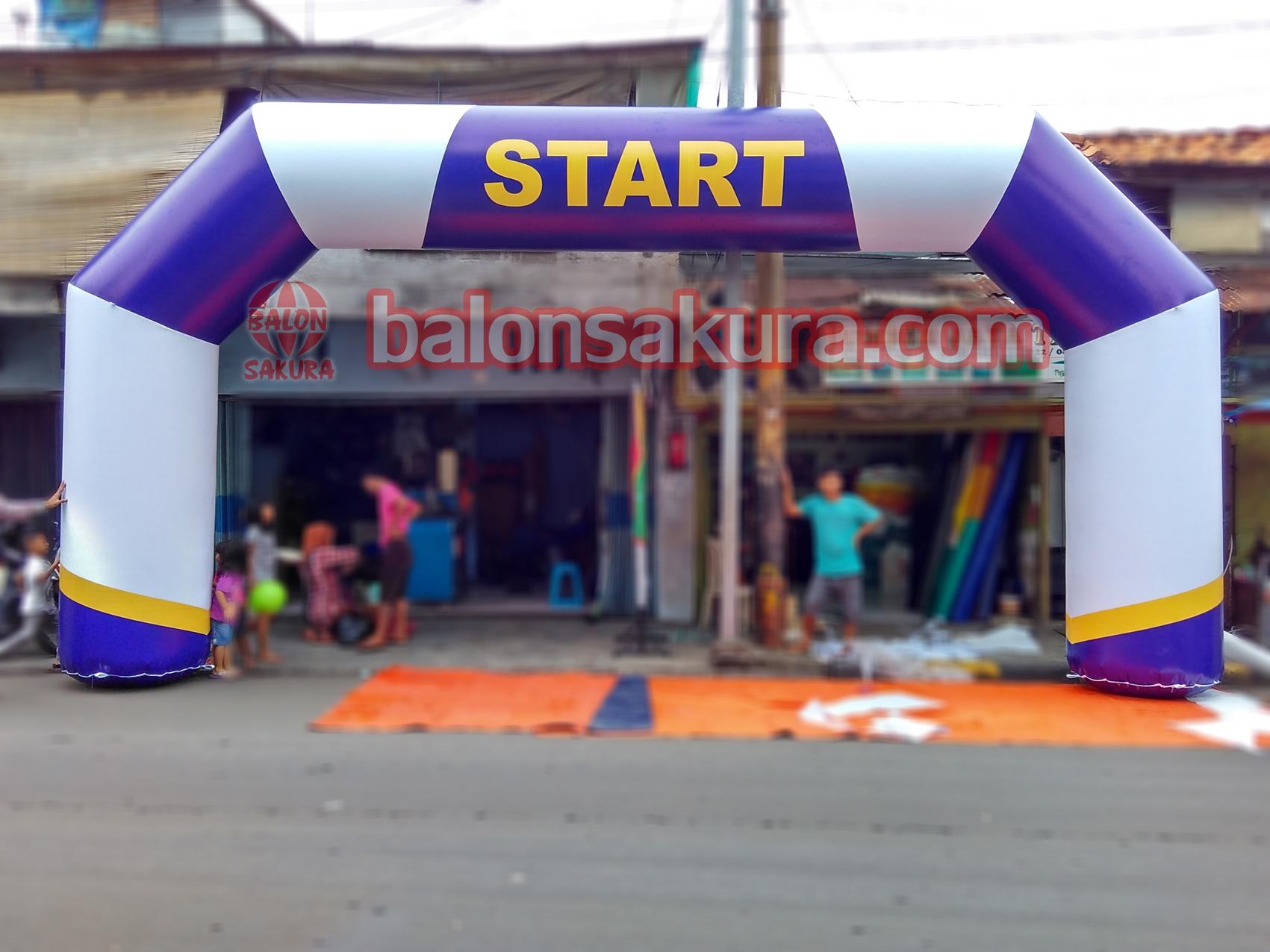 balon gate polos