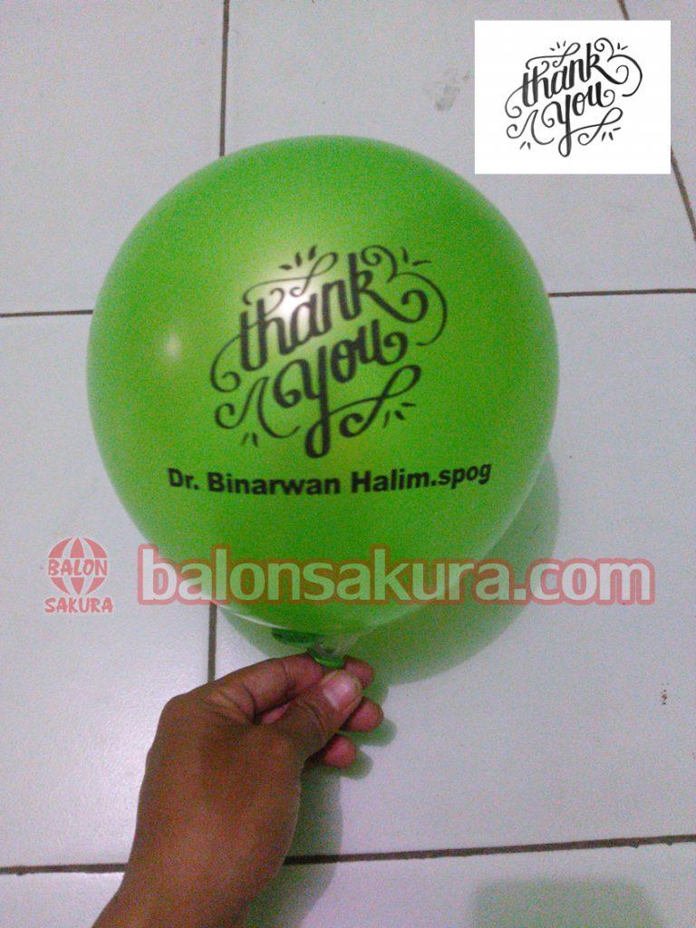 balon sablon nama