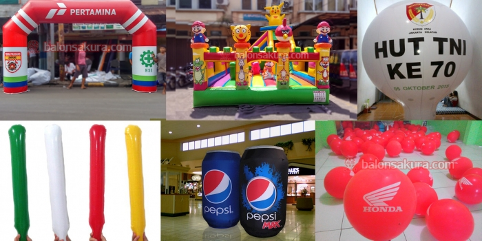 spesialis balon supplier balon semarang jawa tengah dan area sekitarnya