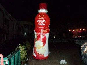 Balon Apple Juice
