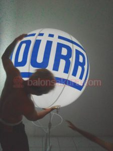 balon light durr