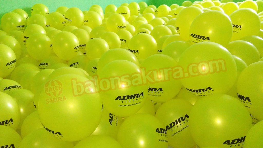 balon sablon adira