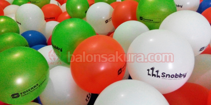 SUPPLIER BALON SABLON PALEMBANG / BALON PRINT MURAH
