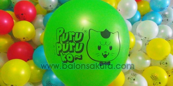 sablon balon surabaya / balon printing / balon latex / balon iklan promosi