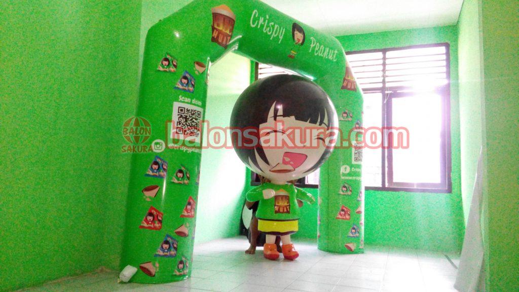 balon gate promosi