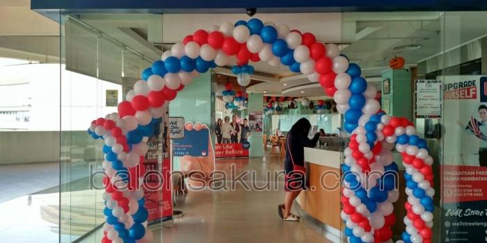 Balon Dekorasi Mall Kelapa Gading & Mall Lain Di Jabodetabek