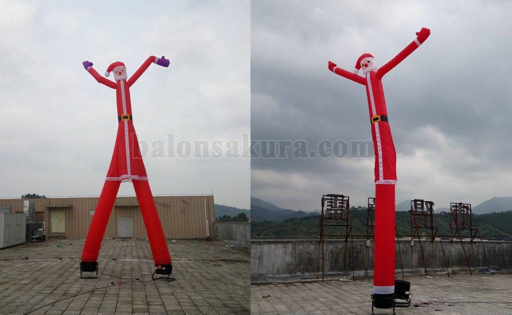 balon dancer natal & tahun baru