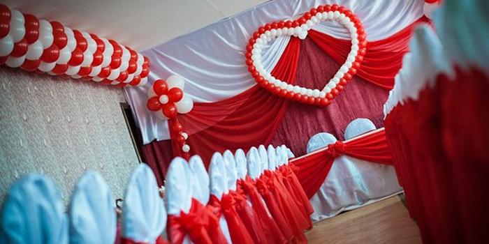 Balon Dekorasi Pernikahan / Ide Dekorasi Wedding Unik Dengan Balon