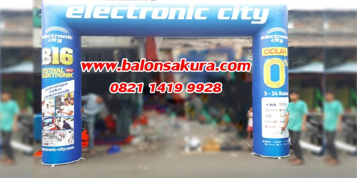 Balon Gate Jogja, Solo, Sragen, Semarang, Magelang Jawa Tengah