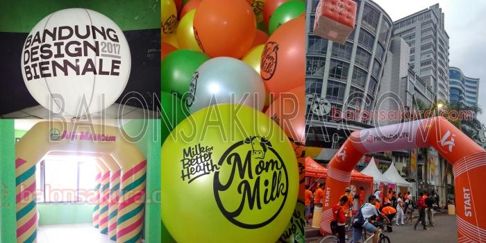 Balon Iklan Semarang / Balon Udara Promosi Murah di jawa tengah
