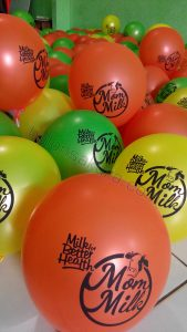 sablon balon
