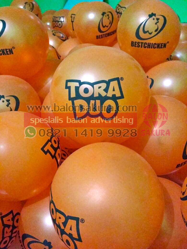 balon sablon partai dan eceran