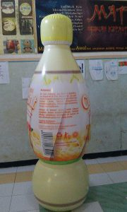 balon botol coolant