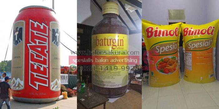 Balon Botol Semarang, Magelang, Purworejo, Jogja, Solo, Sragen