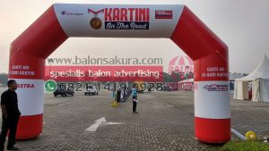 balon gate kartini