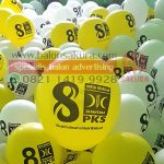 balon kampanye partai pks