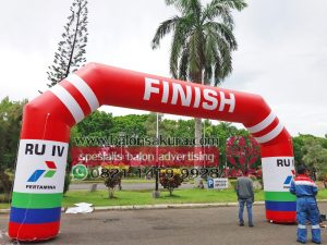 inflatable gate pertamina