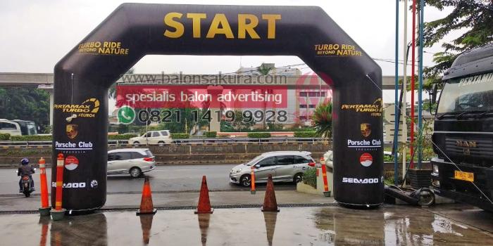 Balon Gate Murah di Jakarta, Surabaya, Bandung, Semarang, Jogja