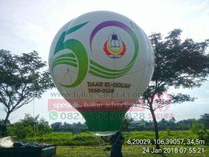 balon udara sekolah pesantren