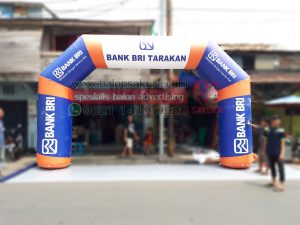 balon gate bank bri tarakan