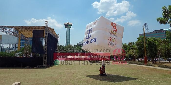 Jual Balon Promosi Semarang / Sewa Balon Udara Area Jateng