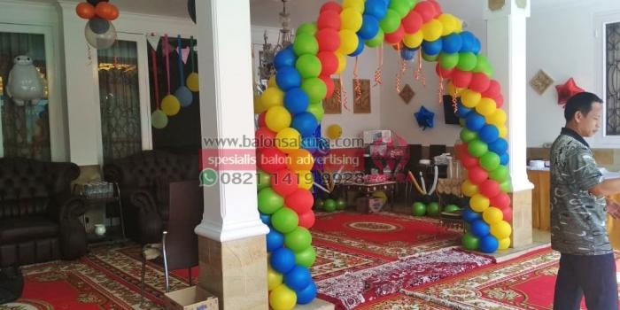 Balon Dekorasi Ultah Semarang
