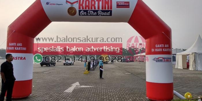 Jual Balon Gate Bengkulu, Palembang, Lampung, Bangka Belitung, Jambi, Padang