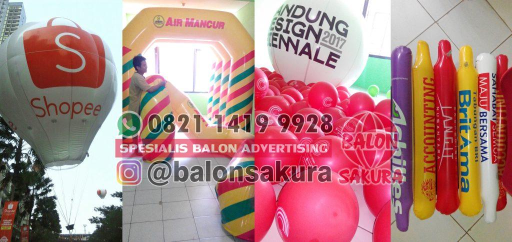 balon promosi surabaya