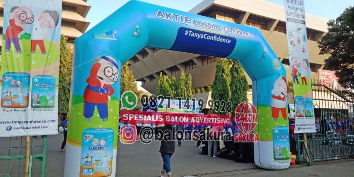 Sewa Balon Gate Semarang | Jual Balon Gapura Semarang 0821 1419 9928