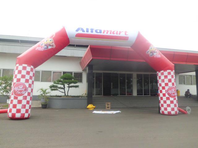 balon gate alfamart