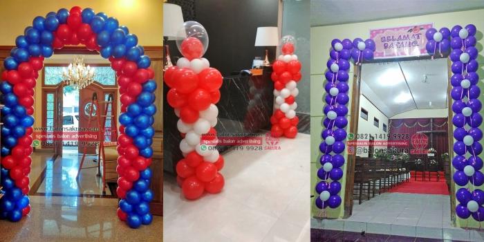 Dekorasi Balon Semarang Jawa Tengah | Balon Sakura