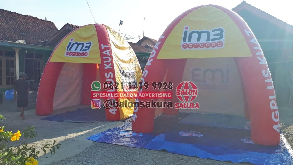 balon tenda im3