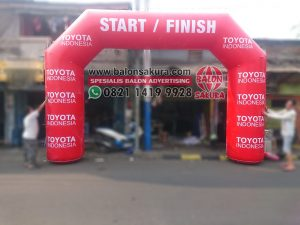balon gate toyota