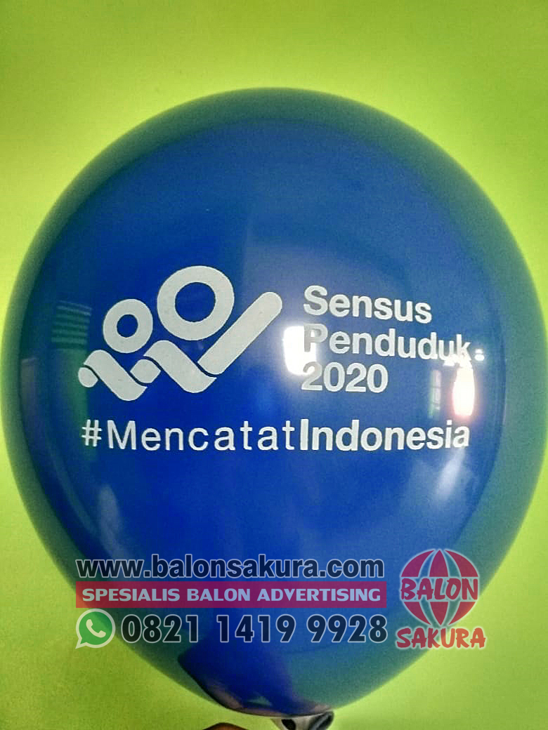 balon sablon sensus