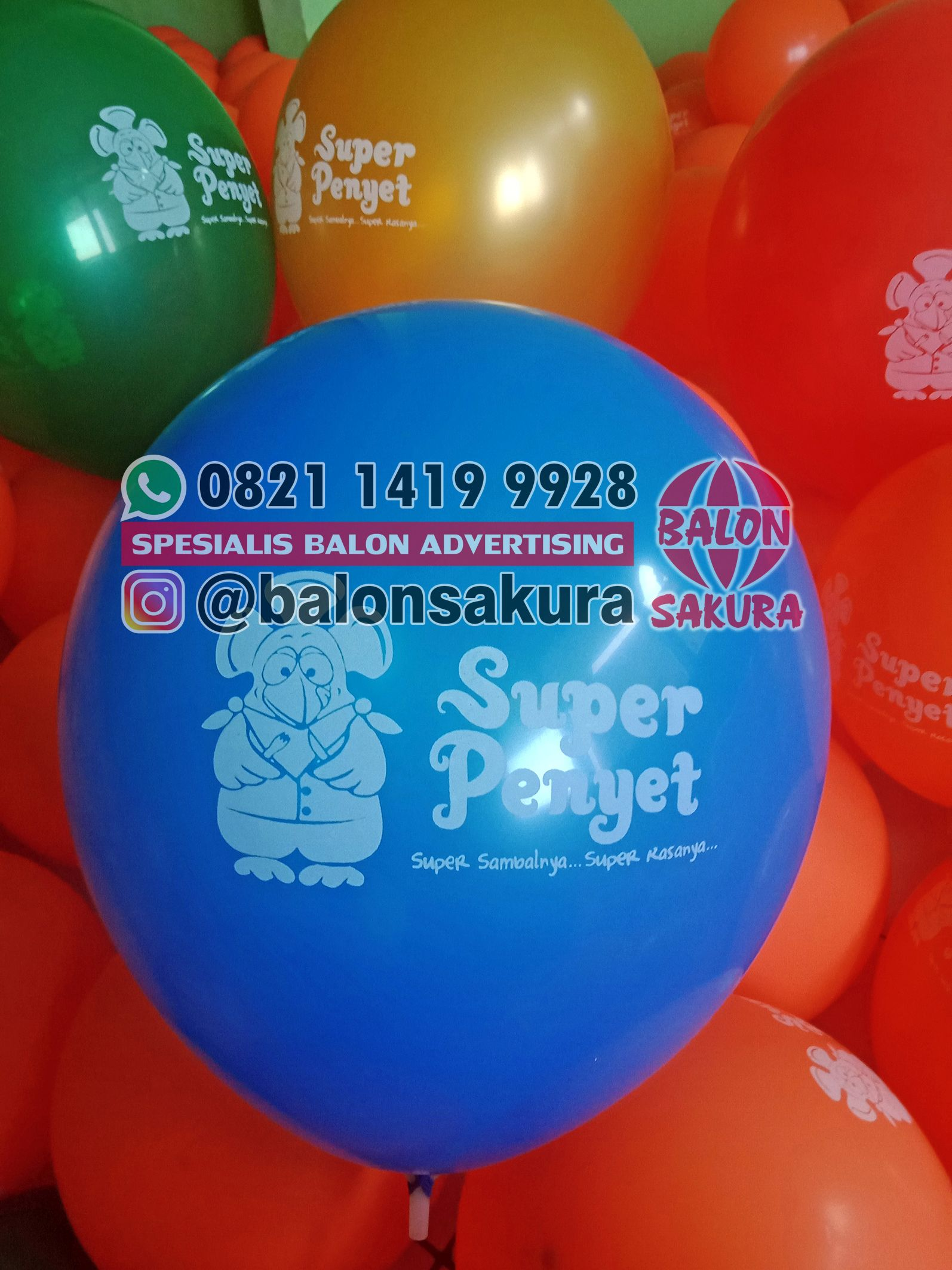 balon sablon sp