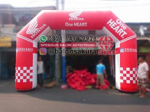 balon gate honda