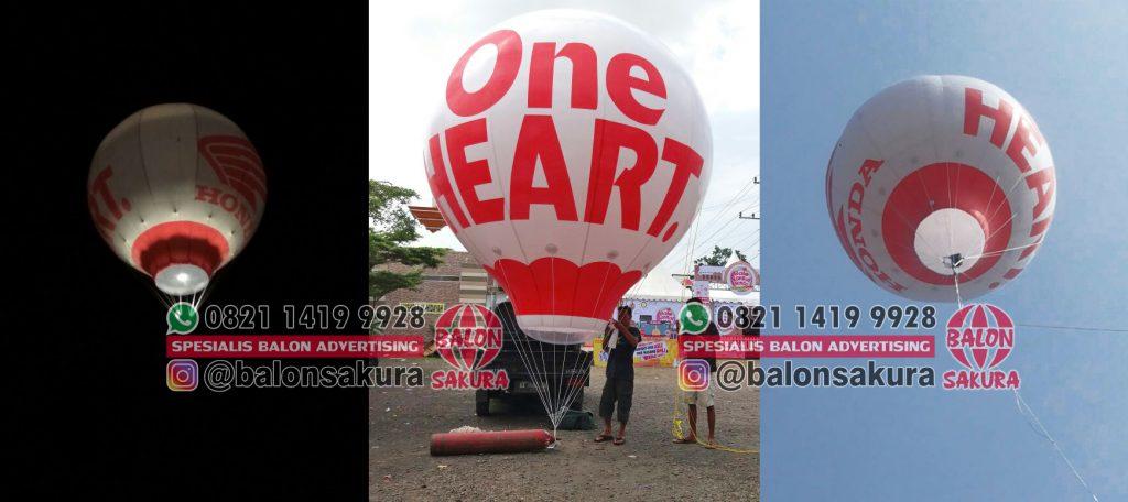 balon posko mudik